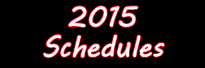 2015 Bass Champs Schedules