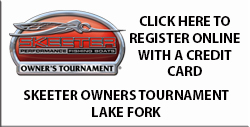 Skeeter Owners Tournament