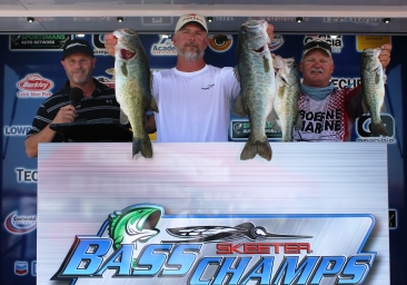 Huckaby & Heiser win over $25,000 on Amistad with 24.47 lbs. Harman and Scheen win AOY in the South Region