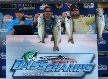 Lake Falcon - Kyle Keller & Josh Spencer take home over $20,000 with 31.98 lbs