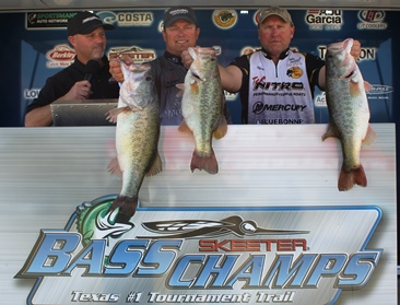 Mike Bates and Tye Heineman bring in 28.09 lbs and win over $20,000 on Falcon