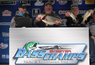 Chris Ford & Billy Deaton top 309 Teams to win Over $26,000 with 16.88 lbs