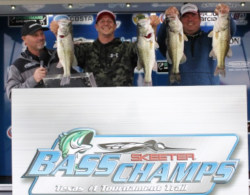 Joe Rome & Joel McBride top 237 teams on Ray Roberts - Take home $20,000 with 24.05 lbs