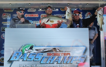 Jerry Olds & Jason May top 267 teams on Ray Roberts with 28.32 and take home over $20,000