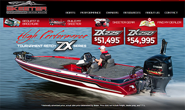 Skeeter Boats continues as title sponsor of Bass Champs for the 14th year in a row.