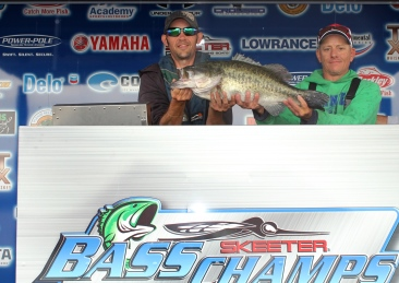 Crumley & Koslan Win over $20,000 on Travis with 21.47 & a 11.48 lb kicker!