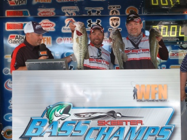 Scotty Villines & Charles Jones take home over $20,000 with 17.50 lbs on Rayburn