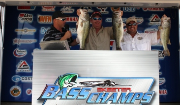Allen Shelton & Jeff Massey win over $30,000 in C&P with 22.25 lbs on Falcon.