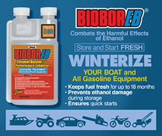 Biobor Winterize your boat